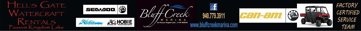 Bluff Creek Marina